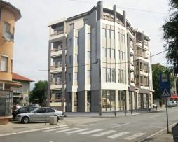 04-Stambene zgrade projekti kuća Projekti kuća Stambeno poslovni objekat X3