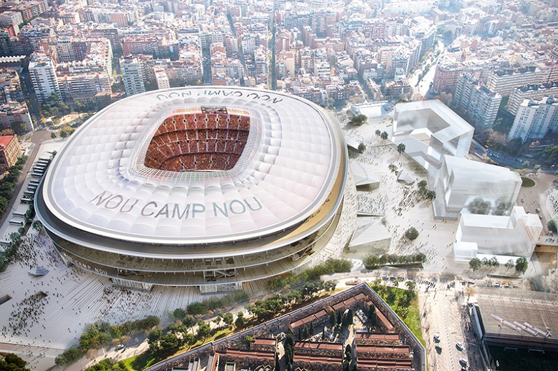 Kamp Nou će biti najveći stadion na svetu kamp nou će biti najveći stadion na svetu Kamp Nou će biti najveći stadion na svetu (VIDEO) camp nou2