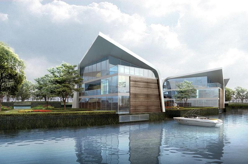 5 MODERNIH VILA U KINESKOM GRADU TIANJIN 5 modernih vila u kineskom gradu tianjin 5 MODERNIH VILA U KINESKOM GRADU TIANJIN 1 9
