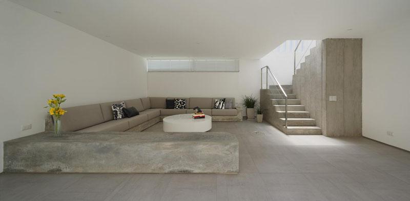 Planovi kuća - Moderna arhitektura - kuća GATO HOUSE