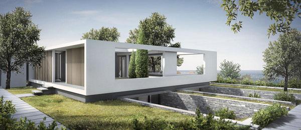 5 moderna kuća Ultra moderna kuća u Solunu 52