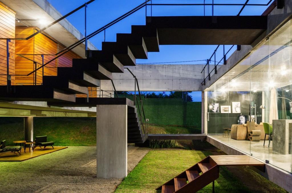 moderna kuća moderna kuća Moderna kuća u Sao Paulu (FOTO) moderna kuca sao paulo 4