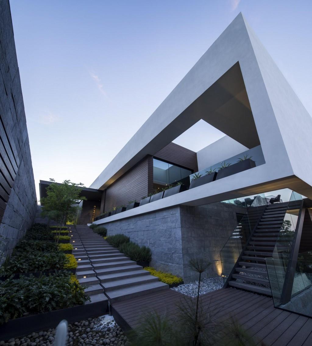 Projekat kuće MT