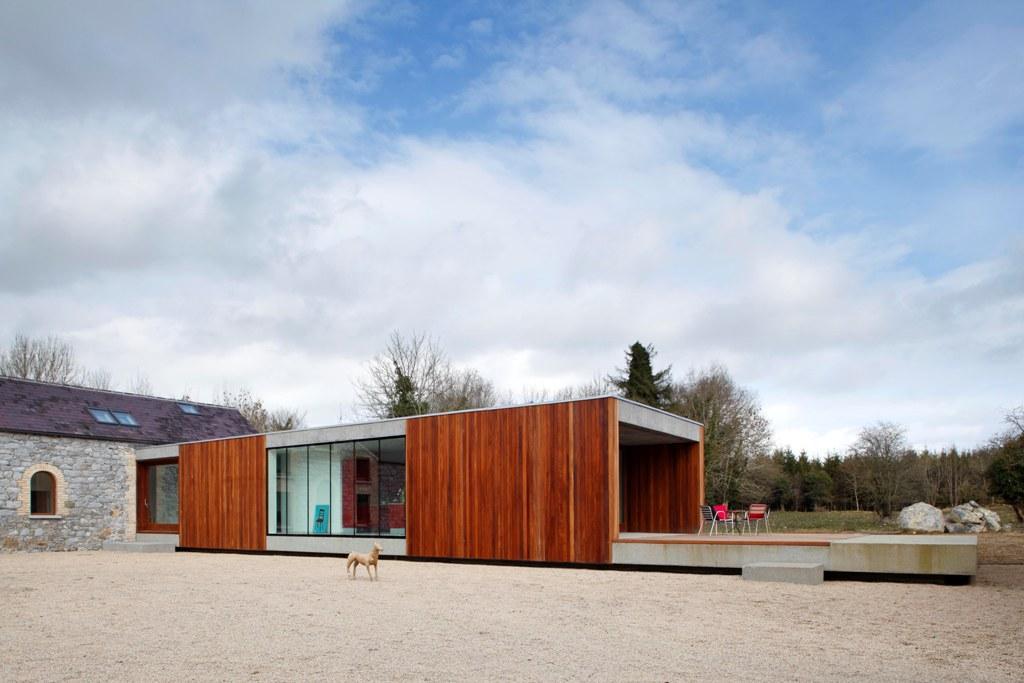 Moderno prizemno krilo seoske kuće 2
