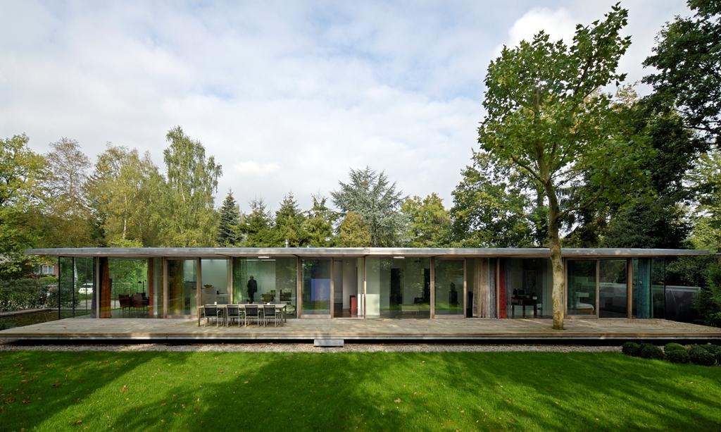 Prizemna vila sa puno privatnosti Prizemna vila Prizemna vila sa puno privatnosti Villa Berkel 2