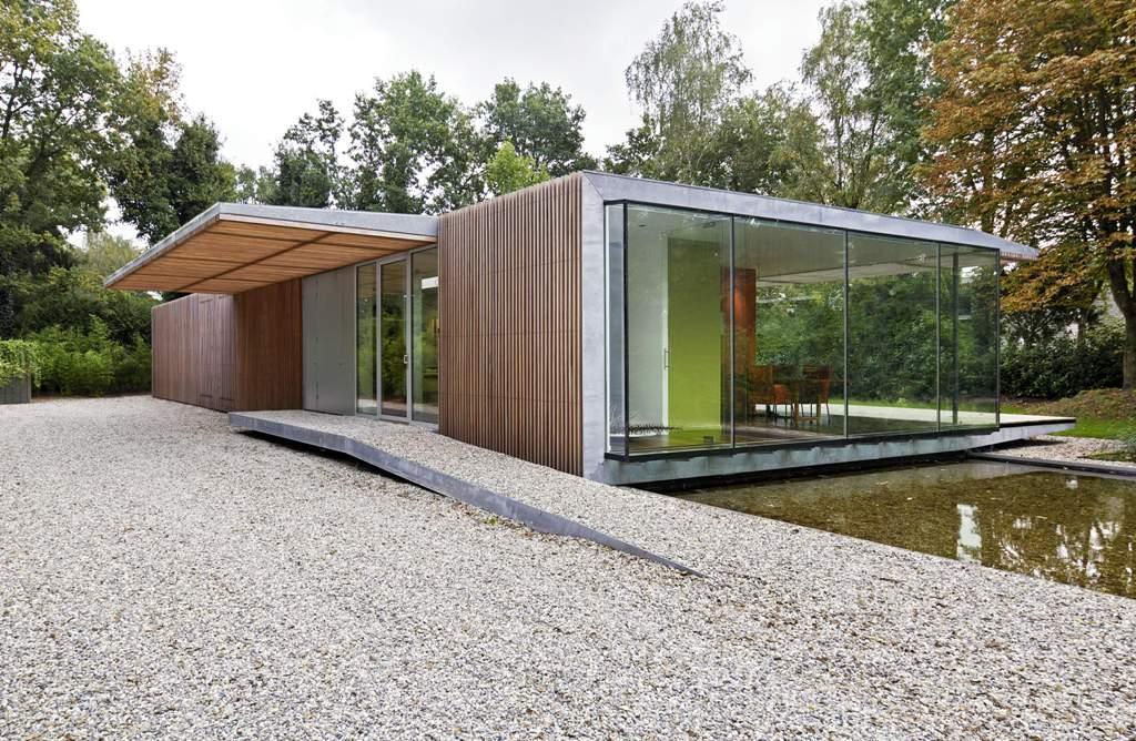 Prizemna vila sa puno privatnosti Prizemna vila Prizemna vila sa puno privatnosti Villa Berkel 4