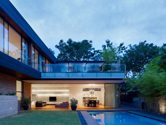 Moderna kuća sa dvoristem 15