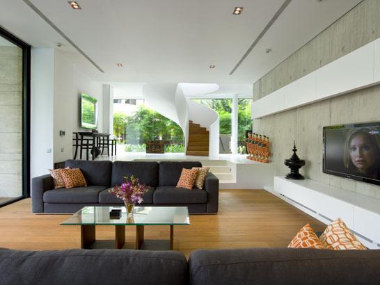 Moderna kuća sa dvoristem 2