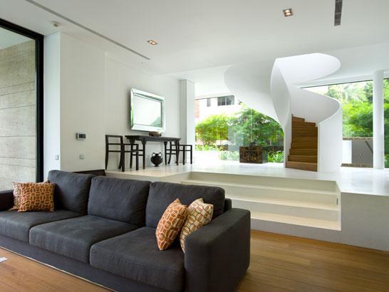 Moderna kuća sa dvoristem 3