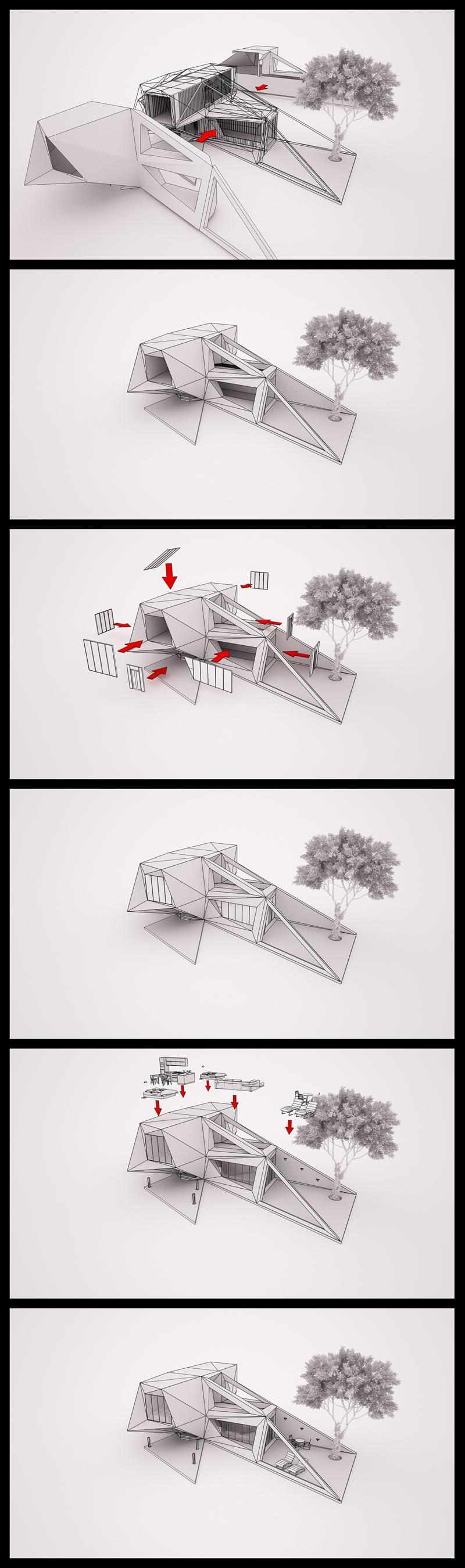 Kuća u šumi 2