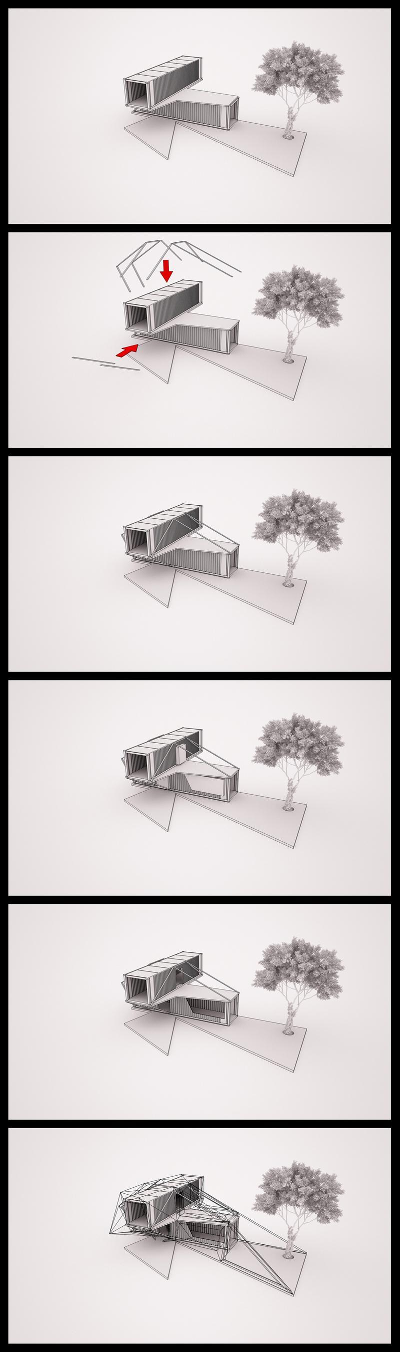 Kuća u šumi 3