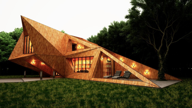 Kuća u šumi 5