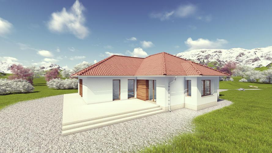 Projekat kuće Kasandra