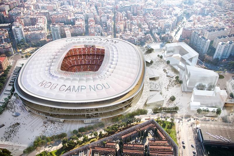 Kamp Nou će biti najveći stadion na svetu