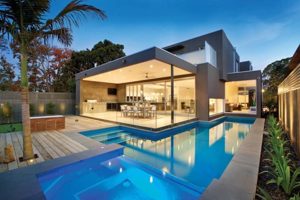 Jedinstvena savremena kuća u Australiji