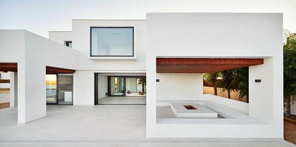 Kuća na španskoj obali