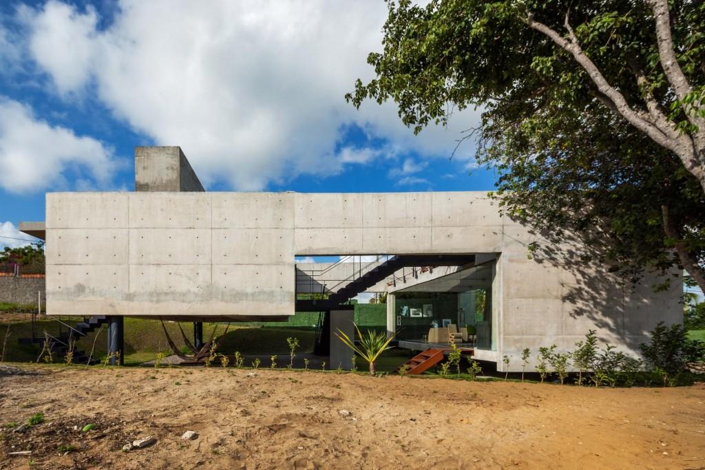 moderna kuća