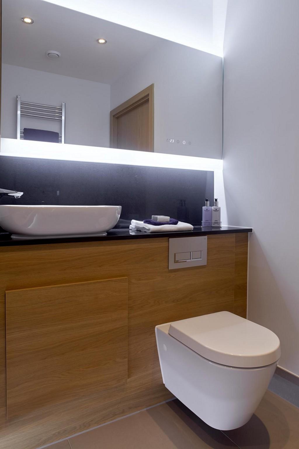 Zapanjujući enterijer kupatila