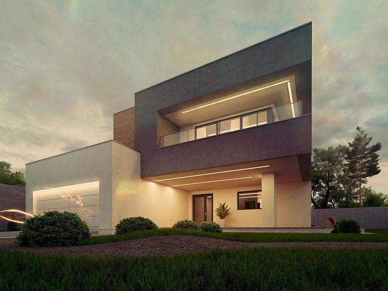 Idealna kuća za mladu porodicu (DETALJAN PLAN) 12