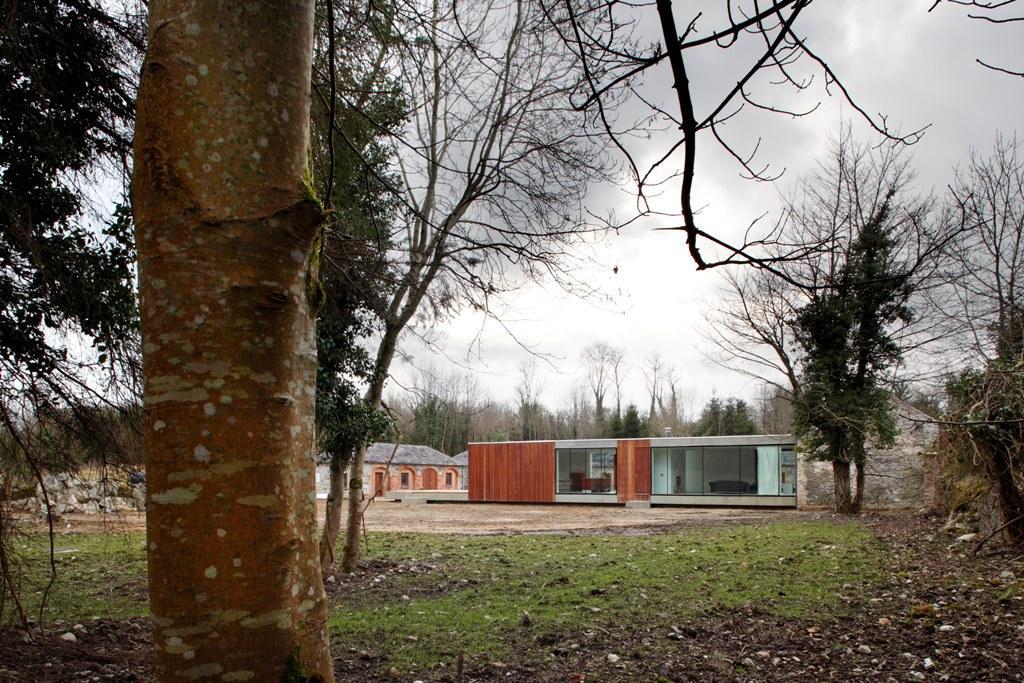 Moderno prizemno krilo seoske kuće 3