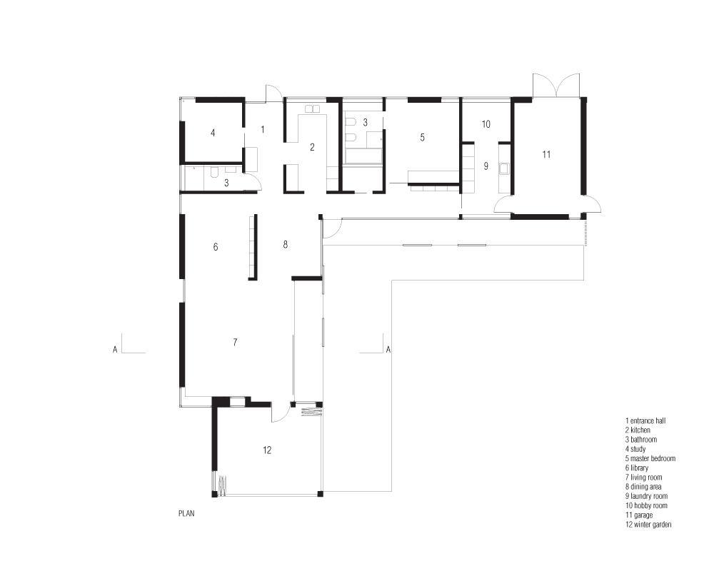 Prizemna kuća 21