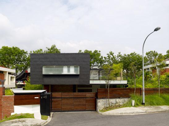 Moderna kuća sa dvoristem 14