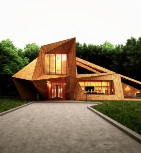 Kuća u šumi 1