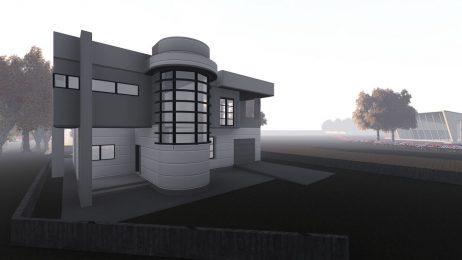 Projekti kuca na sprat Poliklet 2
