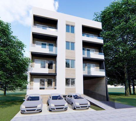 Projekti stambeno poslovnih zgrada Rudnicka Kragujevac 1